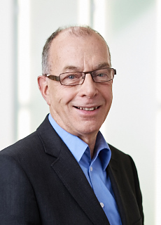 Illycafé Geschäftsführer Erich Isler