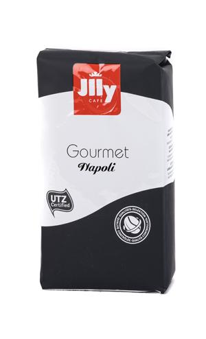 Illycafé Gourment Napoli gemahlen