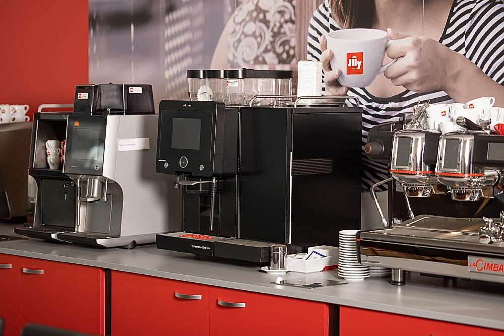 Illycafé Kaffeegenuss dank Qualitätskontrollen in Ihrem Betrieb