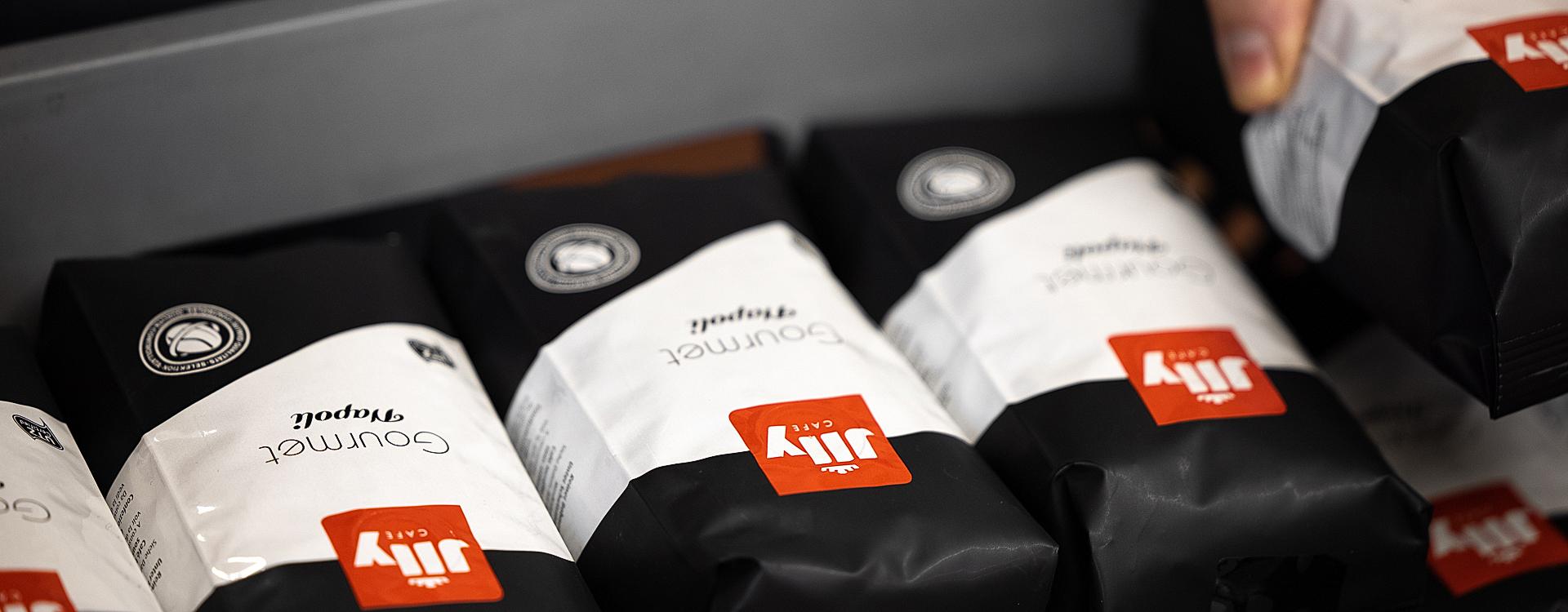 Illycafé sorgt seit 1939 für einmaligen Kaffeegenuss.