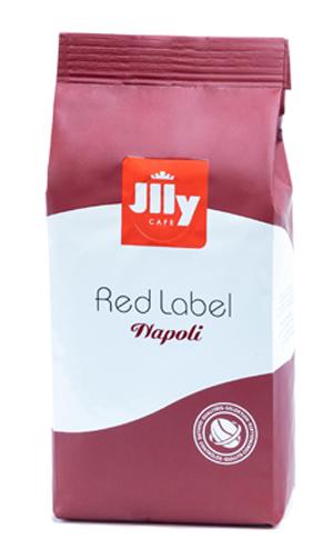 Illycafé Red Label Napoli gemahlen