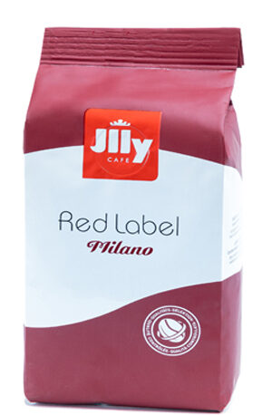 Illycafé Red Label Milano gemahlen