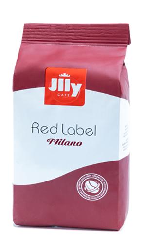 Illycafé Red Label Milano gemahlen