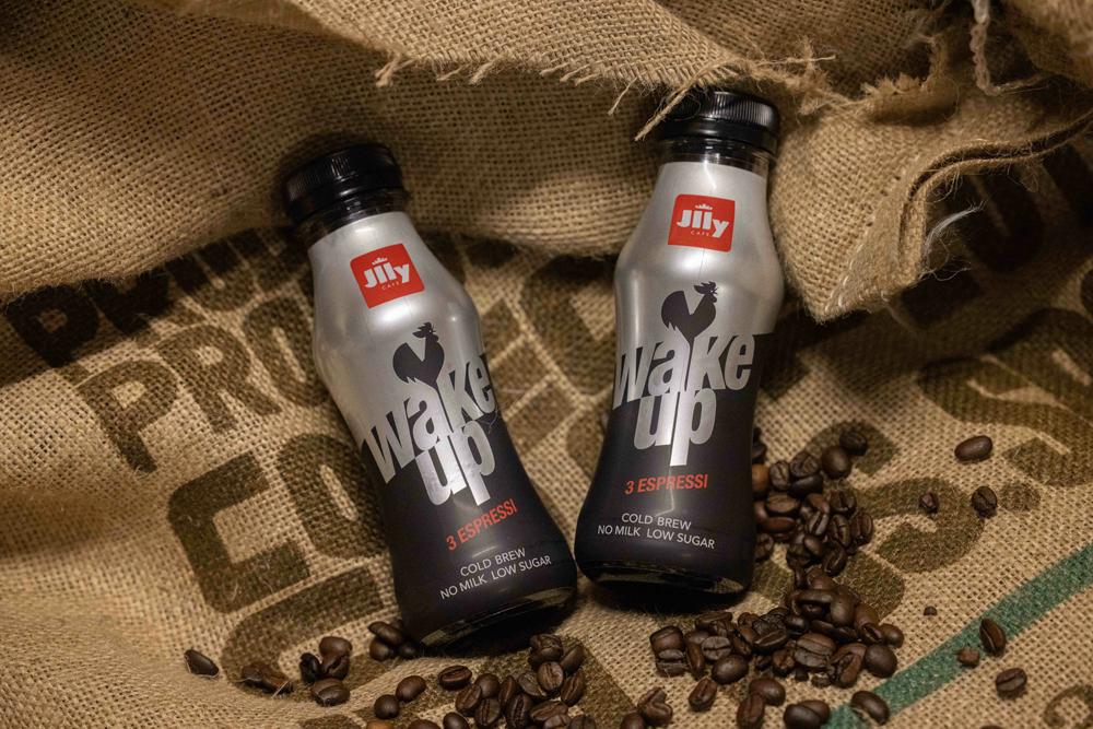 Illycafé Wake up Cold Brew No milk low sugar