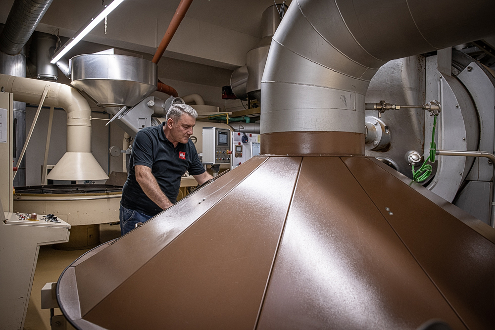 Illycafé garantiert höchsten Kaffeegenuss dank ausgeklügelten Qualitätsstandards.