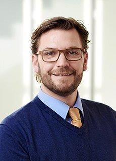 Illycafé Mitarbeiter Patric Murmann