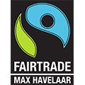 Logo Max Havelaar Fair Trade