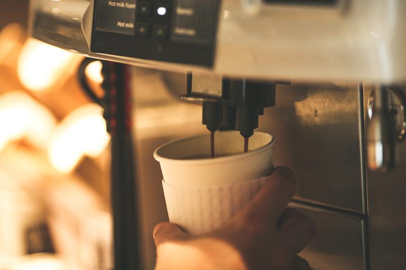 Illycafé Kaffeevollautomaten Vorzuege